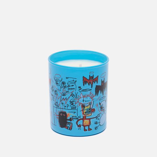 Ароматическая свеча Ligne Blanche Jean-Michel Basquiat Blue