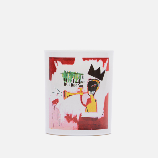 Ароматическая свеча Ligne Blanche Jean-Michel Basquiat Trumpet