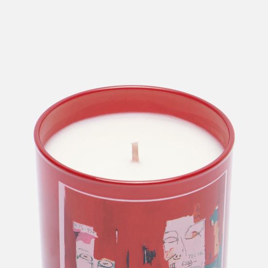 Ароматическая свеча Ligne Blanche Jean-Michel Basquiat Red