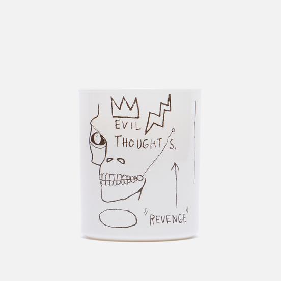 Ароматическая свеча Ligne Blanche Jean-Michel Basquiat White Revenge