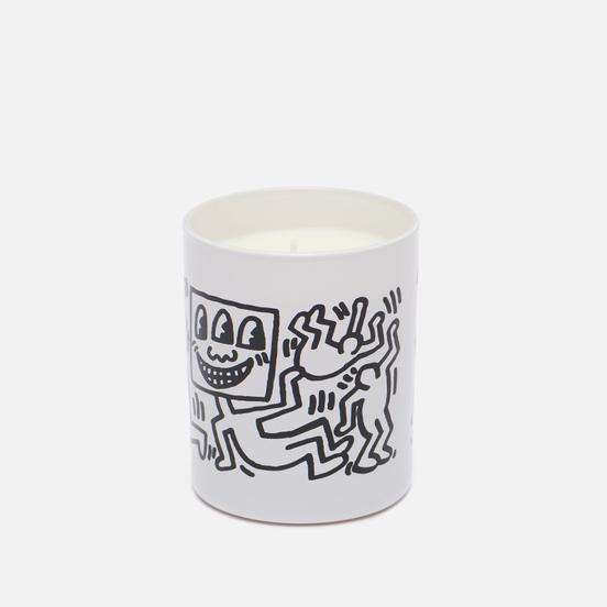 Ароматическая свеча Ligne Blanche Keith Haring Black Men Drawings