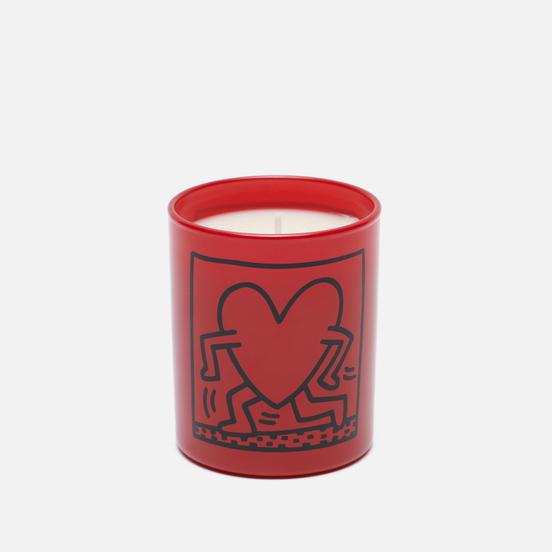 Ароматическая свеча Ligne Blanche Keith Haring Red Running Heart