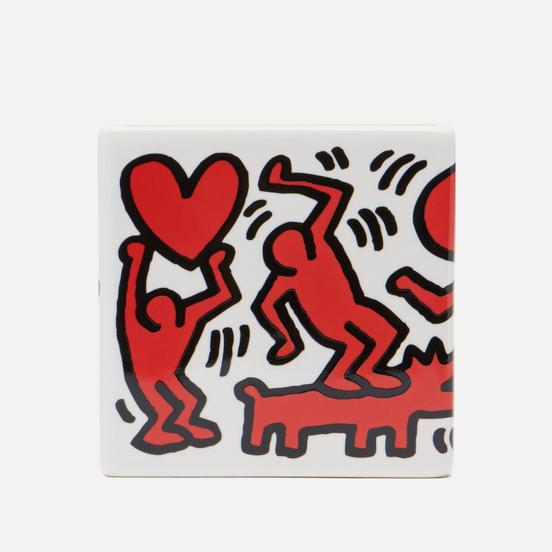 Ароматическая свеча Ligne Blanche Keith Haring Red On White