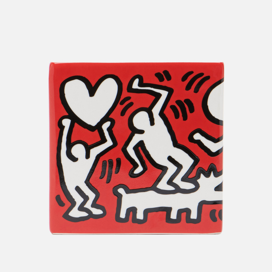 Ароматическая свеча Ligne Blanche Keith Haring White On Red