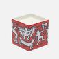 Ароматическая свеча Ligne Blanche Keith Haring White On Red фото - 1