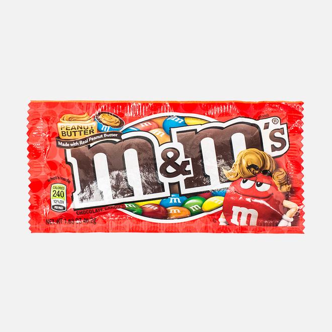 Драже M&M's Peanut Butter 46.2g