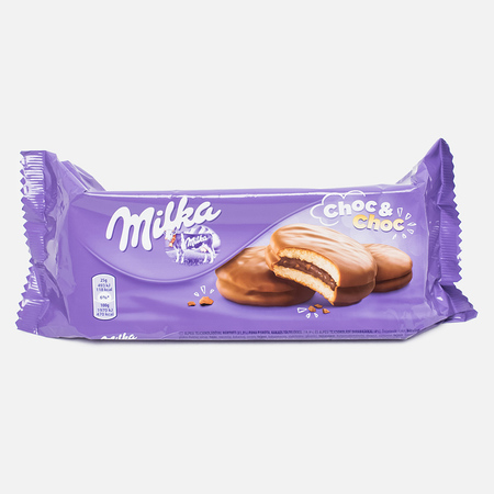 Печенье Milka Choc & Choc 150g