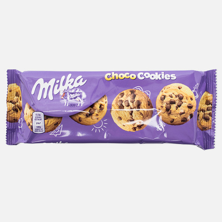 Milka Choco Cookie Biscuits 135g