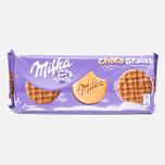 Печенье Milka Choco Grains 126g фото- 0