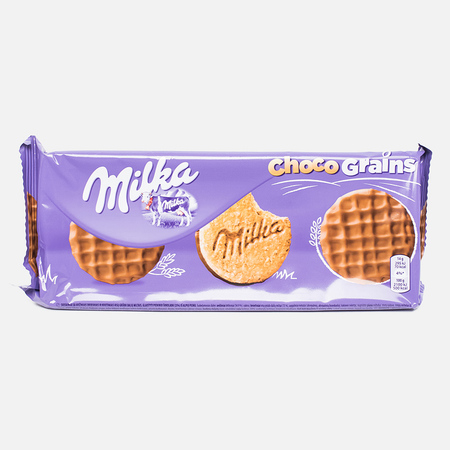 Печенье Milka Choco Grains 126g