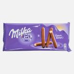Печенье Milka Lila Stix 112g фото- 0