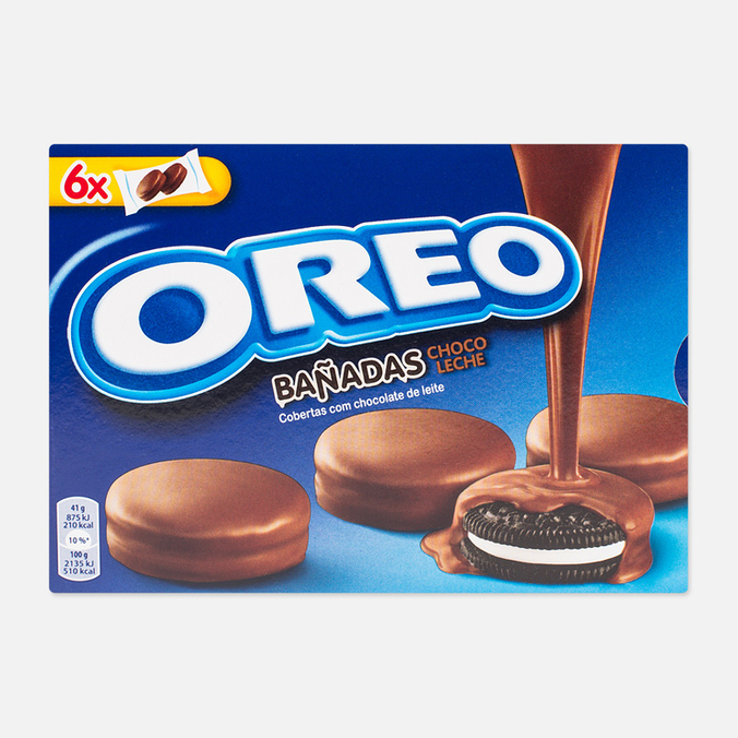 Oreo Milk Choc Biscuits 246g
