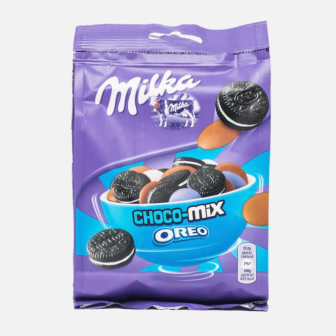 Печенье Oreo & Milka Choco Mix Pack 146g