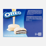 Печенье Oreo White Milk Choc 246g фото- 2