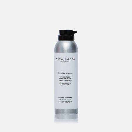 Пена для бритья Acca Kappa White Moss Sensitive 200ml