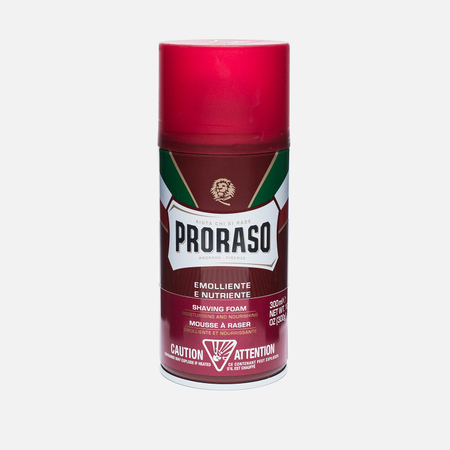 Пена для бритья Proraso Moisturising And Nourishing Large 300ml