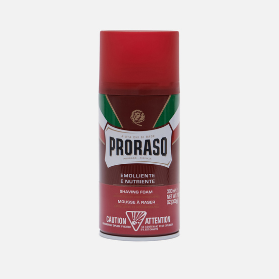Пена для бритья Proraso Moisturising And Nourishing Large 300ml
