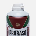 Пена для бритья Proraso Moisturising And Nourishing Large 300ml фото- 2