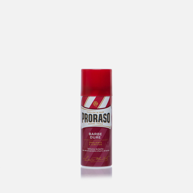 Пена для бритья Proraso Moisturising And Nourishing Small 50ml