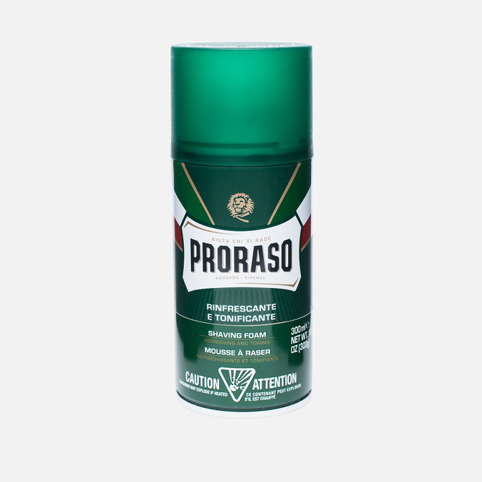 Proraso Refreshing And Toning Large Shaving Foam 300ml