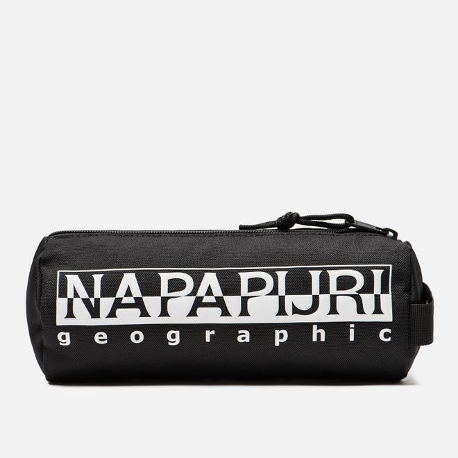 Пенал Napapijri Happy Pencil 1 Black