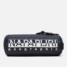 Пенал Napapijri Happy Pencil 1 Blue Marine фото- 0