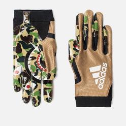 Перчатки adidas x Bape Superbowl Adizero 8.0 Camo Print
