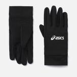 Перчатки ASICS Micro Black фото- 0