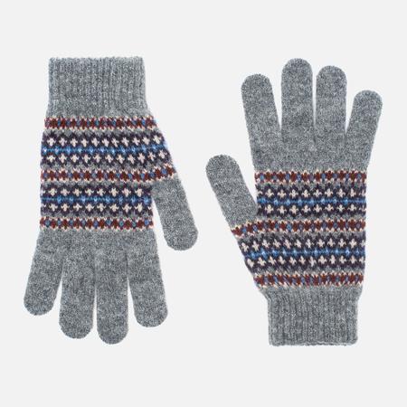 Barbour Dunkeld GlovesGrey Marl