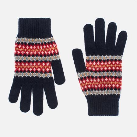 Barbour Dunkeld Gloves Navy