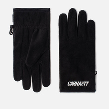Перчатки Carhartt WIP Beaufort Black/Reflective фото- 0