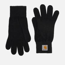 Перчатки Carhartt WIP Watch Black фото- 0