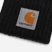 Перчатки Carhartt WIP Watch Black фото- 1