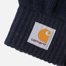 Перчатки Carhartt WIP Watch Dark Navy фото- 1