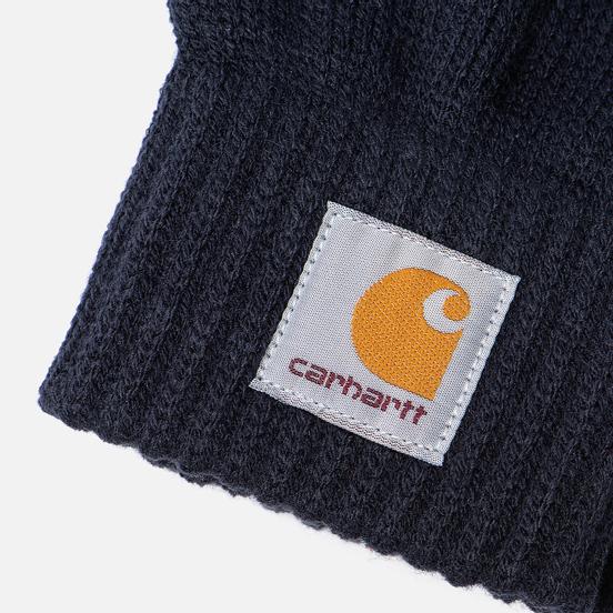 Перчатки Carhartt WIP Watch Dark Navy