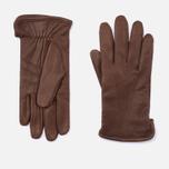 Мужские перчатки Hestra Andrew Dark Brown фото- 0