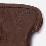 Мужские перчатки Hestra Andrew Dark Brown фото- 1