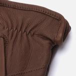 Мужские перчатки Hestra Andrew Dark Brown фото- 2