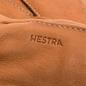 Мужские перчатки Hestra Deerskin Primaloft Ribbed Light Brown фото - 3