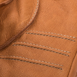 Мужские перчатки Hestra Deerskin Primaloft Ribbed Light Brown фото- 1