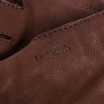 Мужские перчатки Hestra Deerskin Primaloft Ribbed Brown фото- 1
