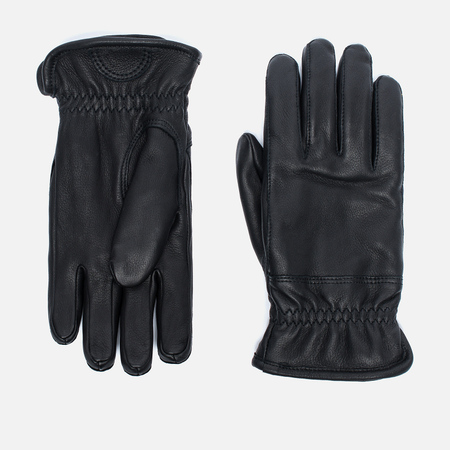 Перчатки Hestra Deerskin Winter Lined Black