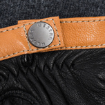Мужские перчатки Hestra Deerskin Wool Tricot Grey фото- 1