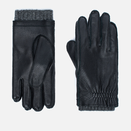 Перчатки Hestra Gagnef Black