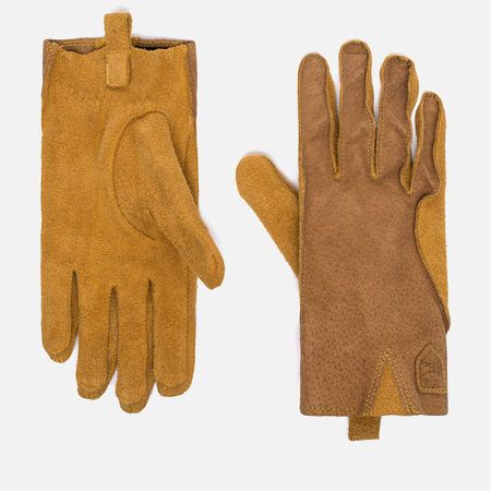 Hestra Loke Gloves Light Brown
