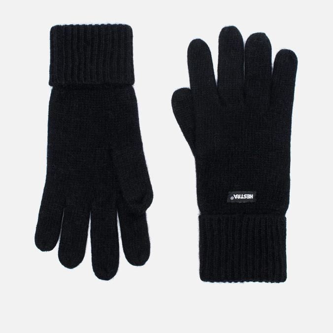 Перчатки Hestra Pancho Black