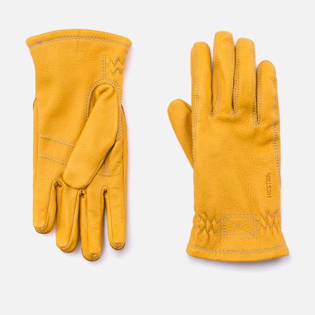 Перчатки Hestra Sarna Yellow