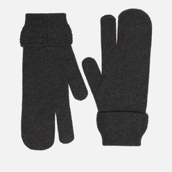 Перчатки Maison Margiela Tabi Mittens Medium Grey