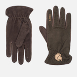 Fjallraven Forest Men's Gloves Dark Olive photo- 0