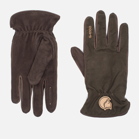 Мужские перчатки Fjallraven Forest Glove Dark Olive